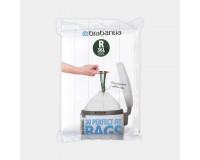 Sacs PERFECTFIT Pour Bo, Code R (36 litres), Distributeur, 30 sacs Brabantia