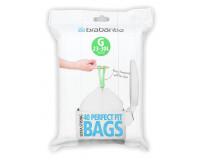 Brabantia, Sacs 23/30L (G) Distributeur 40 sacs