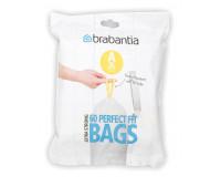 Brabantia, Sacs 3L (A) Distributeur 60 Sacs