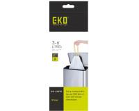 Sacs poubelle type A 3-6L, Eko