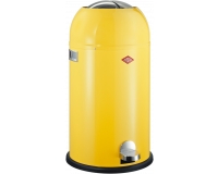Poubelle Kickmaster 33L Jaune Citron, Wesco