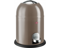 Poubelle Single Master 9L Gris, Wesco