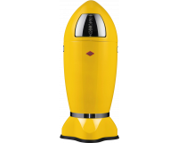 Poubelle Spaceboy XL 35L Jaune Citron, Wesco
