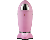 Poubelle Spaceboy XL 35L Rose, Wesco