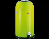 Poubelle Kickmaster 33L Vert Citron, Wesco