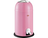 Poubelle Kickmaster Junior 12L Rose, Wesco