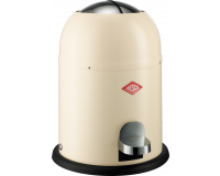 Poubelle Single Master 9L Amande, Wesco