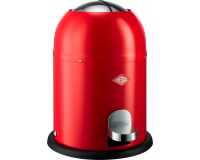 Poubelle Single Master 9L Rouge, Wesco