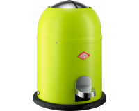 Poubelle Single Master 9L Vert Citron, Wesco
