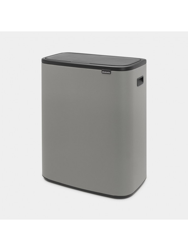 BO TOUCH BIN 60 litres brabantia grise