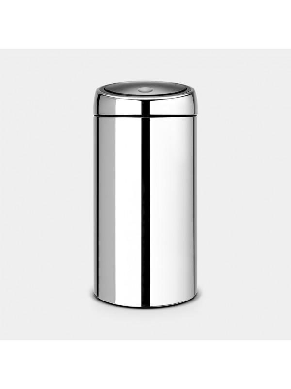 Brabantia Touch Bin Recycle 2x20L inox