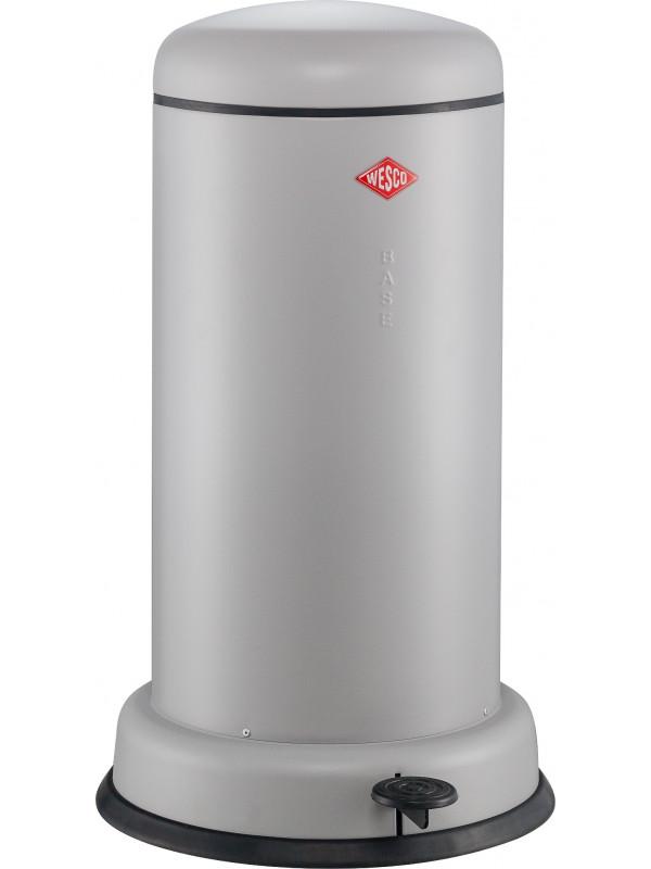 Poubelle à pédale d'une capacité de 20 litres, de la marque Wesco