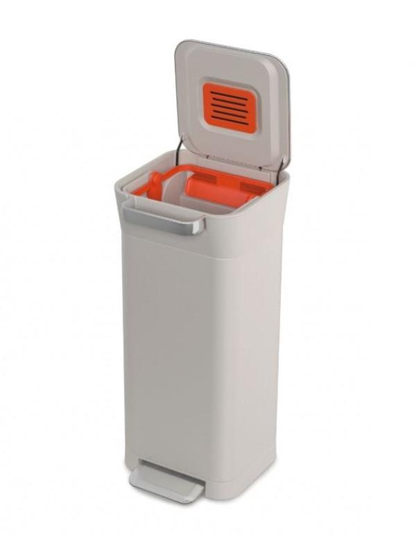 Titan Trash Compactor Poubelle de compactage 20 litres