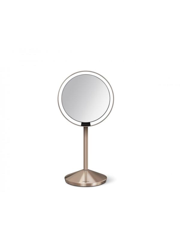 Mini miroir rose Simplehuman